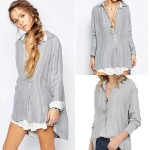Free People On the Road Popover Tunic